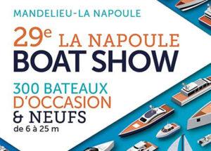 29ème La Napoule Boat Show