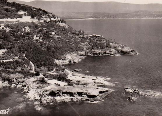 Historique de Port la Galère