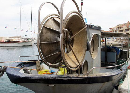 Lyana, pêcheur Port la Galère